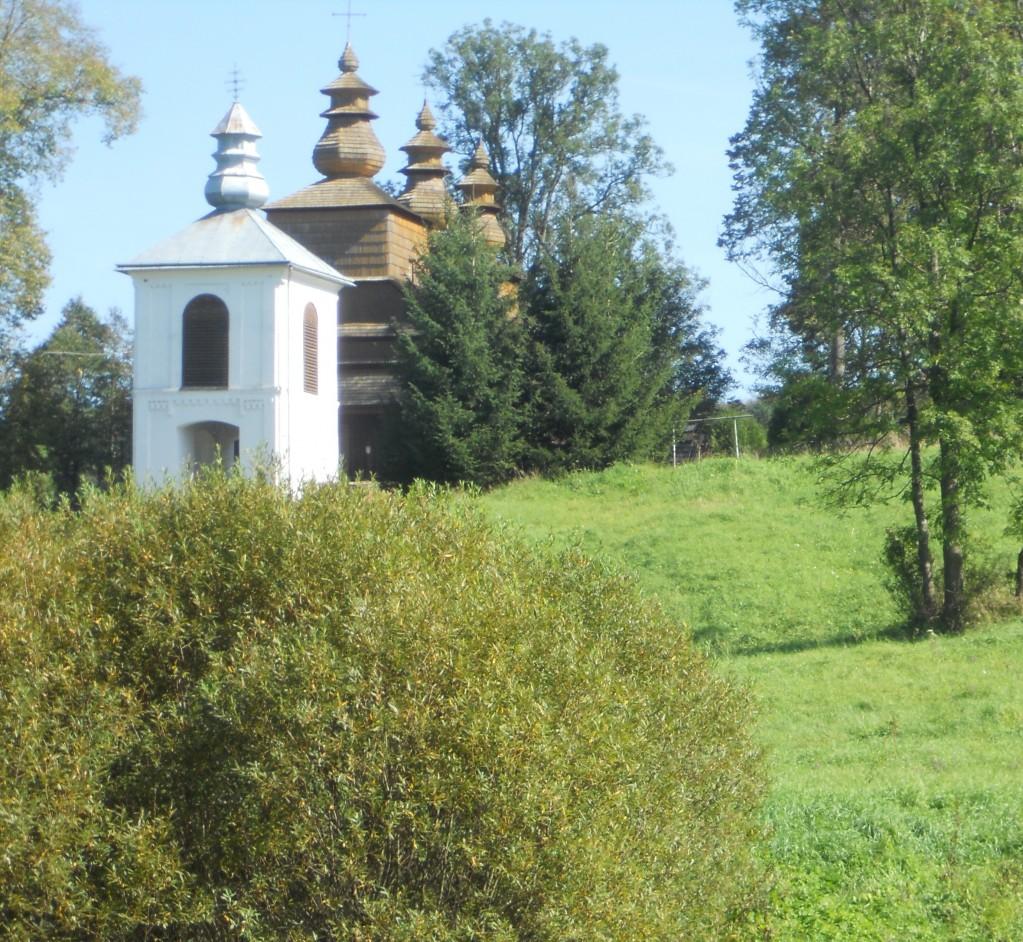 Zdjęcia: Wisłok Wielki, Beskid Niski, Beskidzka Cerkiewka, POLSKA