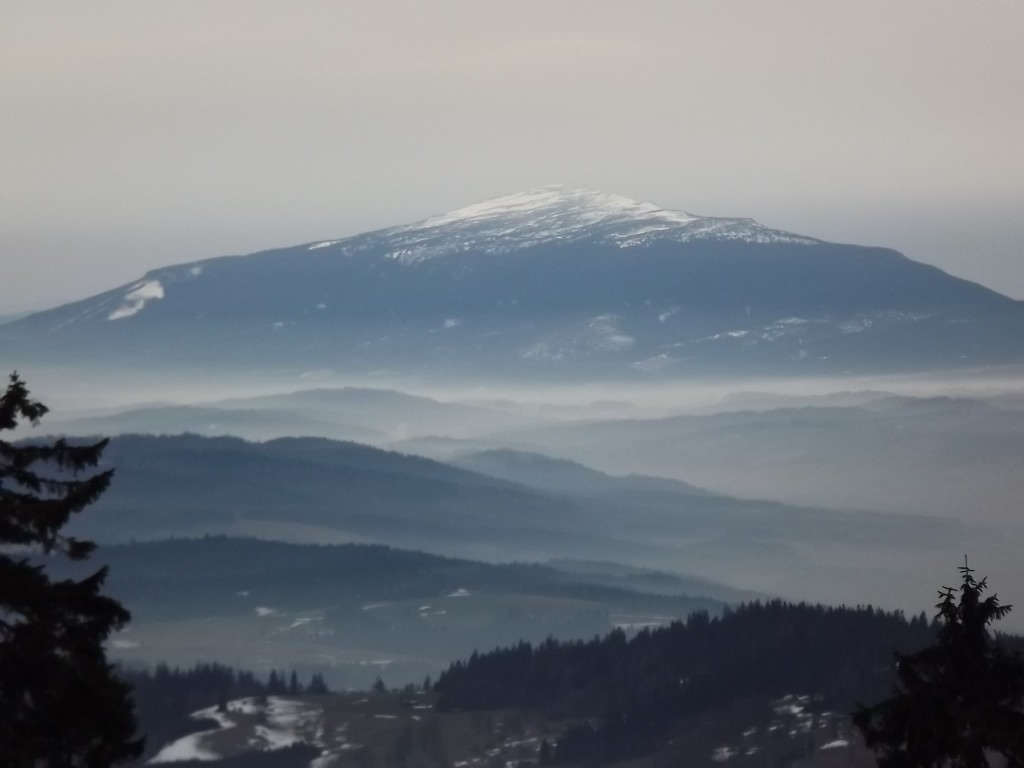 Zdjęcia: Rejon Maciejowej , Gorce, Królowa beskidów, POLSKA