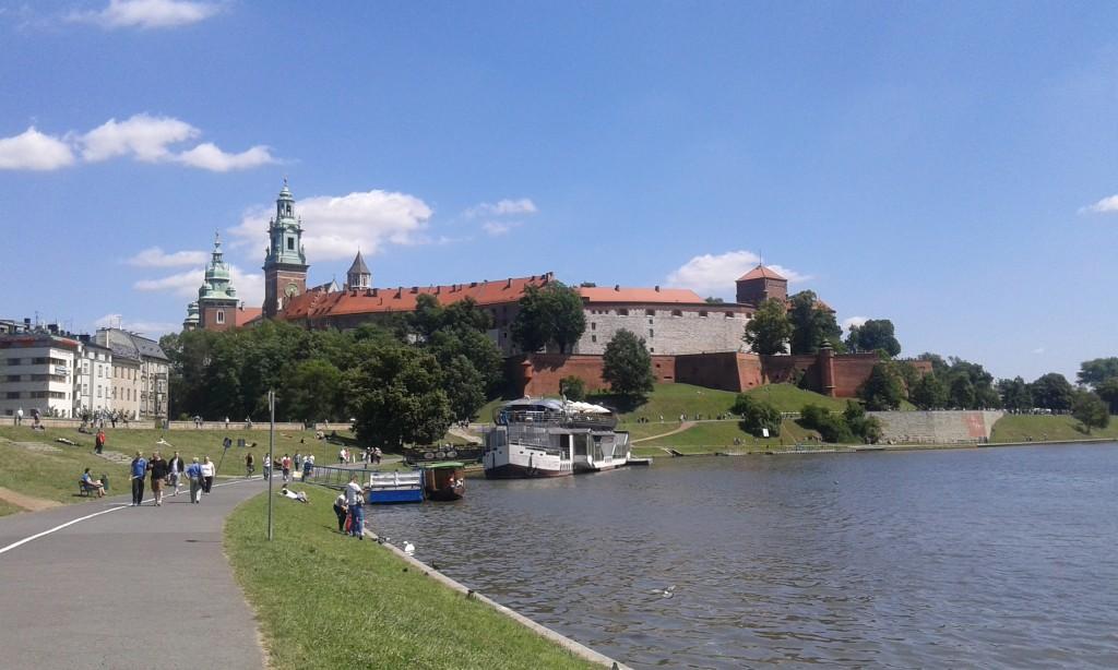 Zdjęcia: Wawel, południe, Kraków, POLSKA
