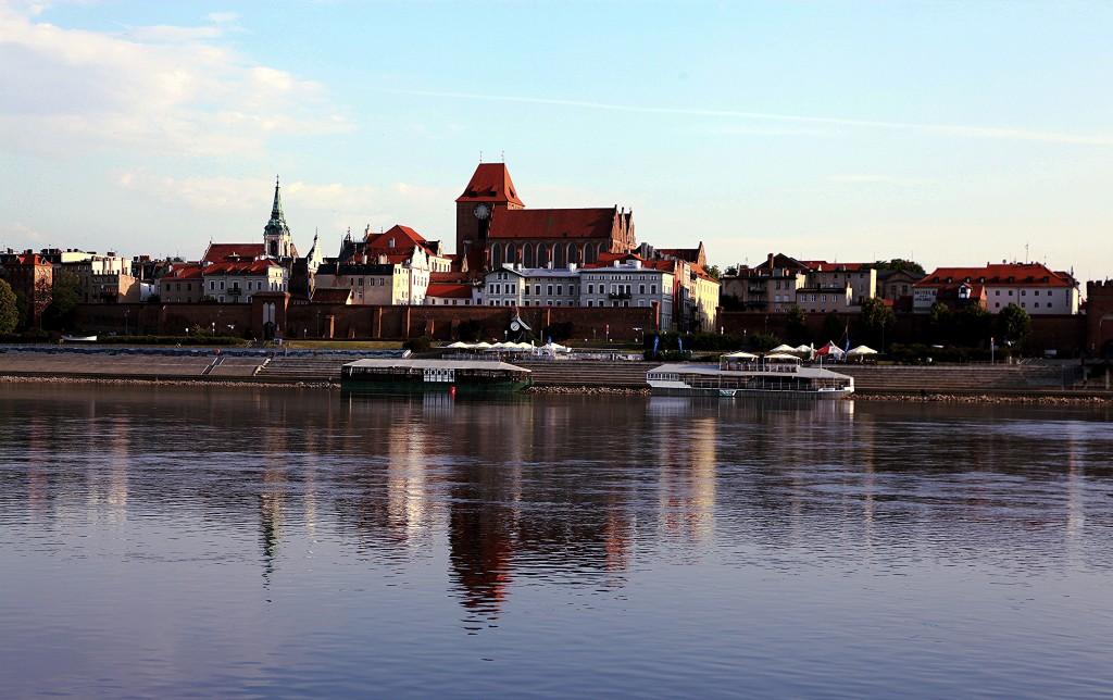 Zdjęcia: Zza Wisły, Toruń, Stare Miasto, POLSKA
