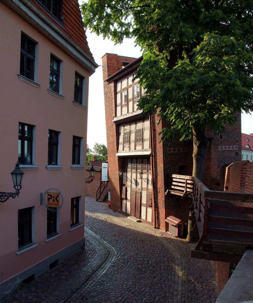 Zdjęcia: Stare Miasto, Toruń, Krzywa Wieża, POLSKA