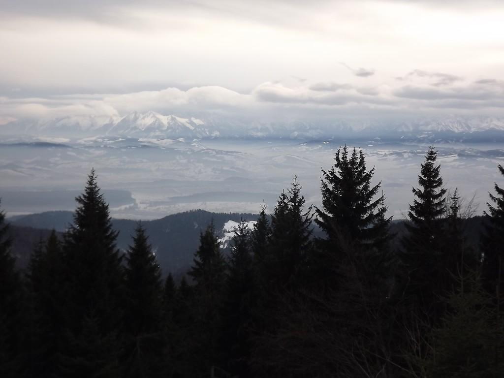 Zdjęcia: Rejon Turbacza, Gorce, Tatry , POLSKA