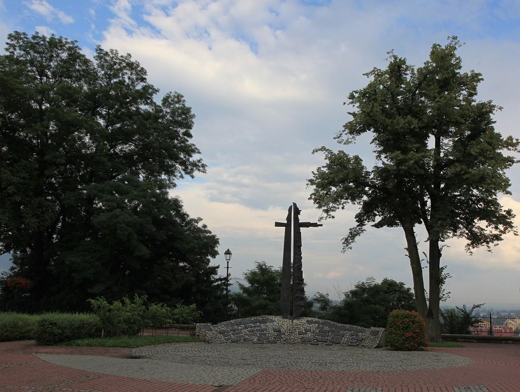Zdjęcia: Plac św. Jana , Sanok, Synom Ziemi Sanockiej Poległym i Pomordowanym za Polskę, POLSKA