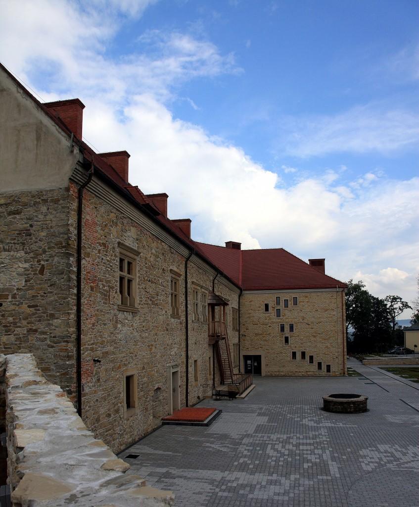 Zdjęcia: Sanok, Podkarpackie, Zamek Królewski, POLSKA