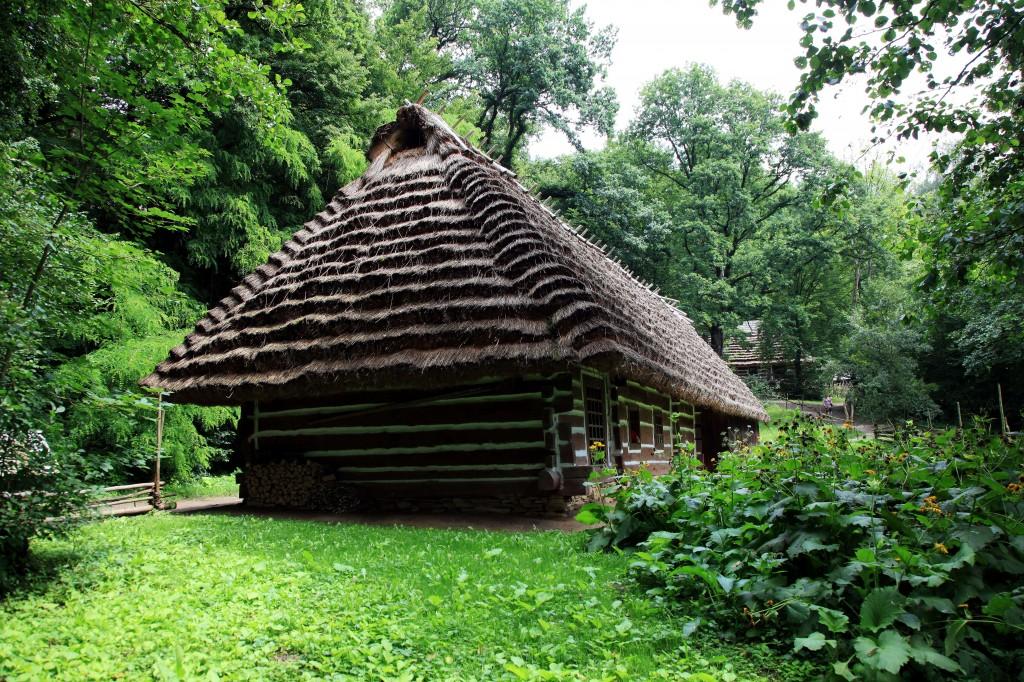 Zdjęcia: Muzeum Budownictwa Ludowego w Sanoku, Podkarpackie, Pod strzechą, POLSKA