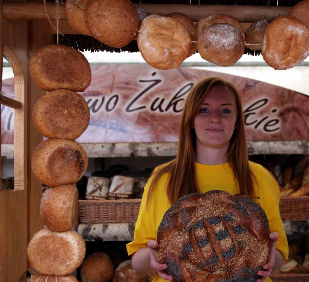 Zdjęcia: Gdańsk, Pomorskie, Dziewczyna z chlebem, POLSKA