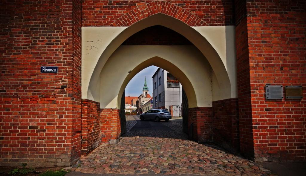 Zdjęcia: Toruń, Kuj-pom, Toruński obrazek., POLSKA