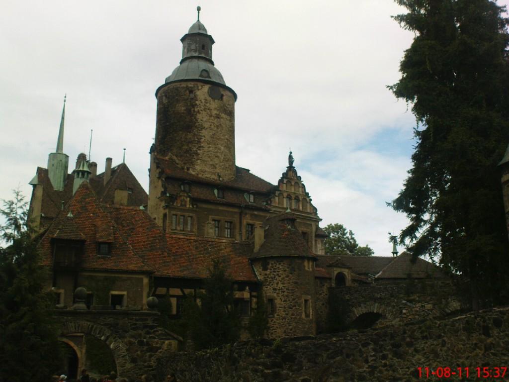 Zdjęcia: Leśna, Dolny Śląsk, Zamek Czocha, POLSKA