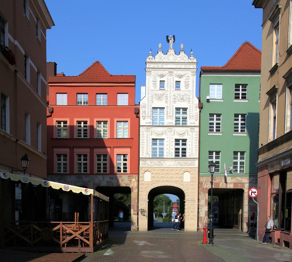 Zdjęcia: Stare Miasto, Toruń, Łuk Cezara, POLSKA