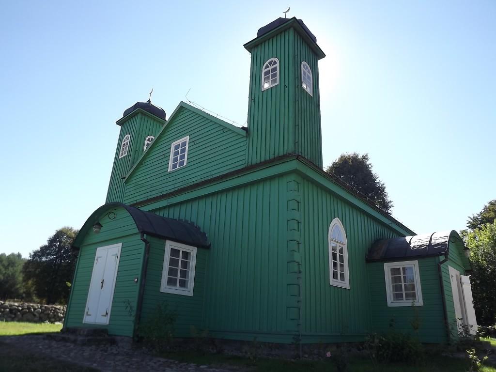 Zdjęcia: Kruszyniany, Podlasie, Meczet, POLSKA
