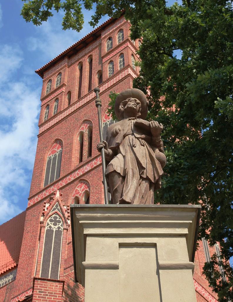 Zdjęcia: Rynek Nowomiejski, Toruń, Św. Jakub Apostoł, POLSKA