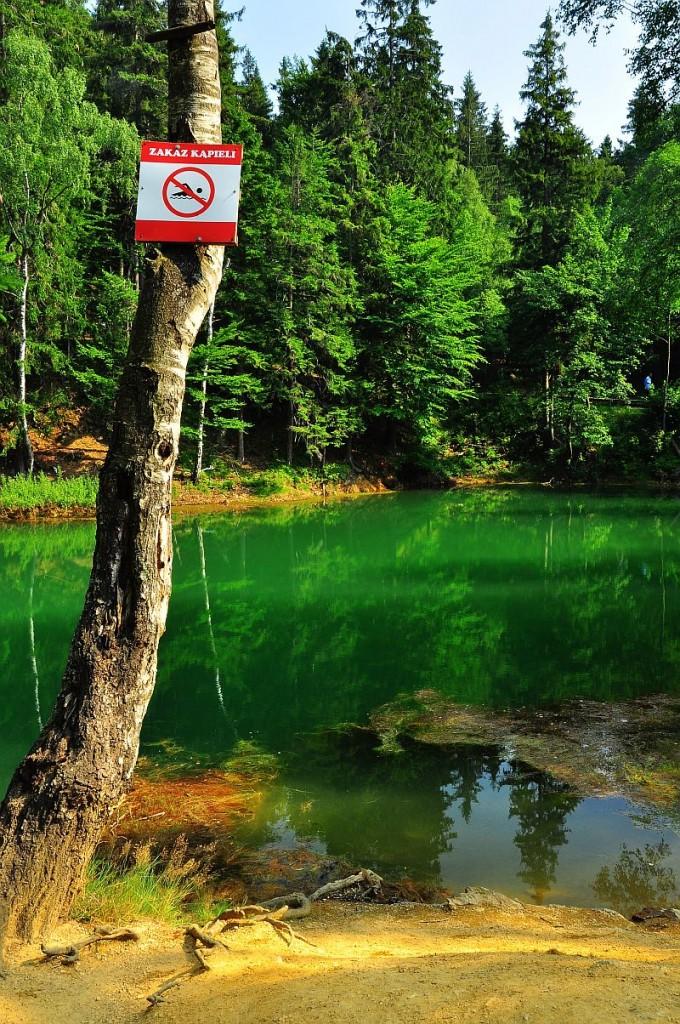 Zdjęcia: Rudawy Janowickie, Dolny Śląsk, Kolorowe Jeziorka, POLSKA