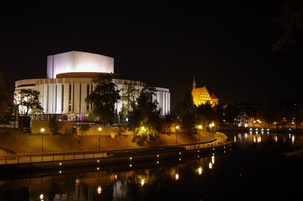 Zdjęcia: Bydgoszcz, Kujawsko-Pomorskie, Po spektaklu, POLSKA