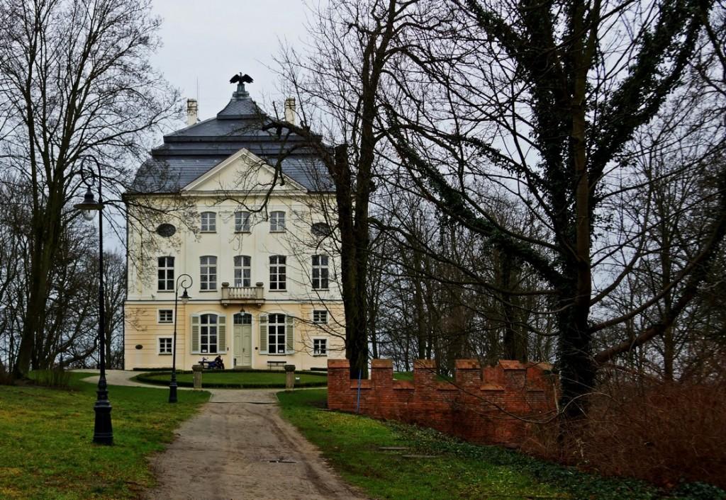 Zdjęcia: Ostromecko, Kuj-pom, Pałac Stary, POLSKA