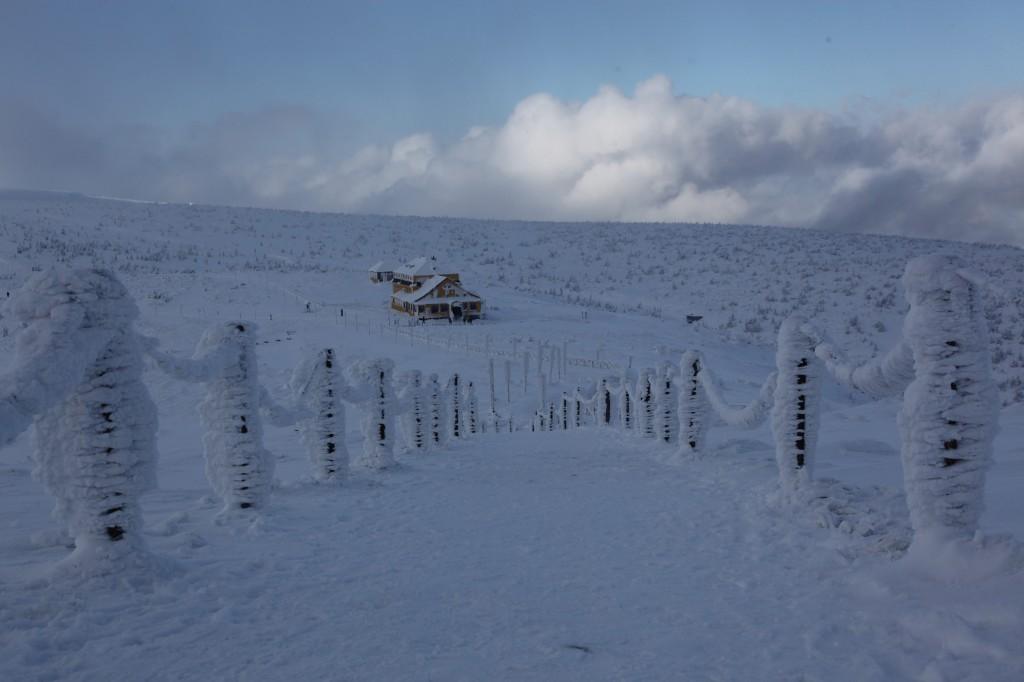 Zdjęcia: Pod Śnieżką, Karkonosze, Powrót, POLSKA