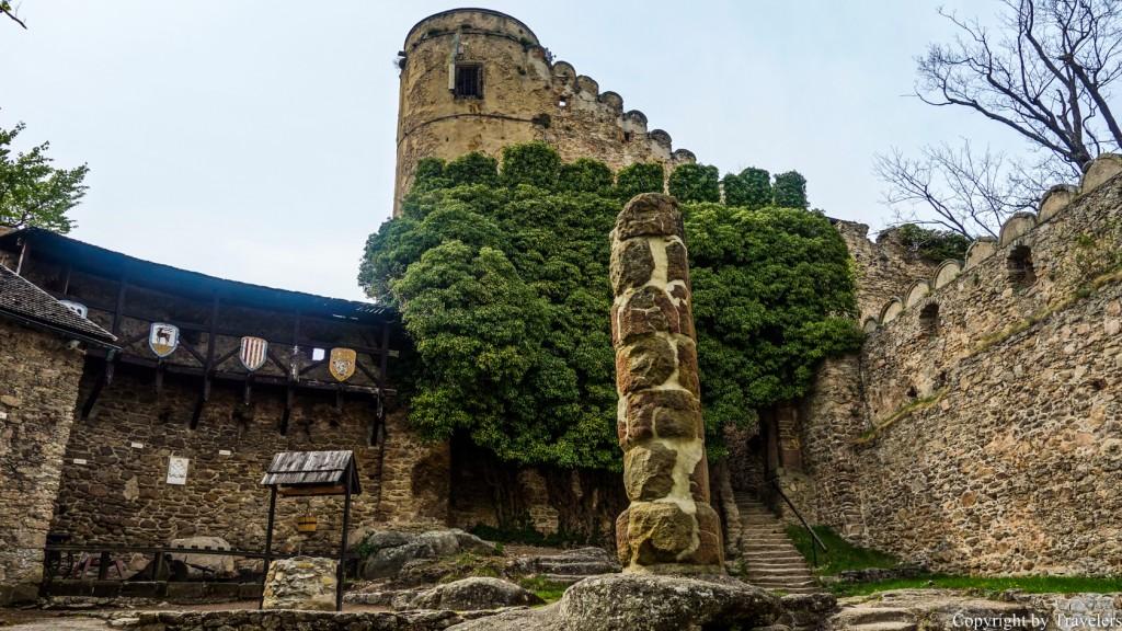 Zdjęcia Jelenia Góra, Dolnośląskie, Zamek Chojnik, POLSKA -> Kuchnie Kaflowe Jelenia Góra