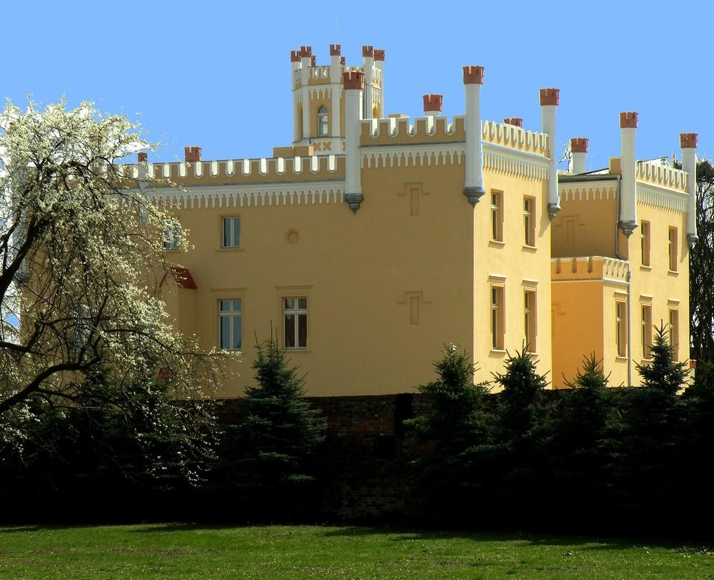 Zdjęcia: Narok, opolskie, Pałac w Naroku, POLSKA