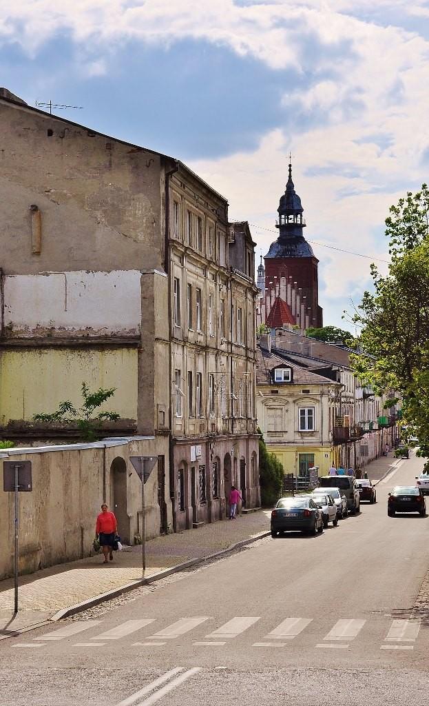 Zdjęcia: Piotrków Trybunalski, Mazowsze, Piotrków, ulice miasta, POLSKA