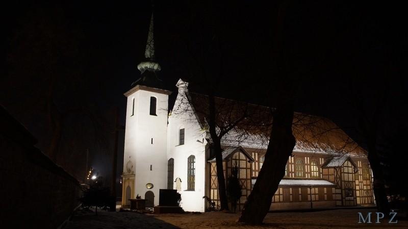 Zdjęcia: Malbork, Malbork, Malbork, kościół pw. MBNP, POLSKA