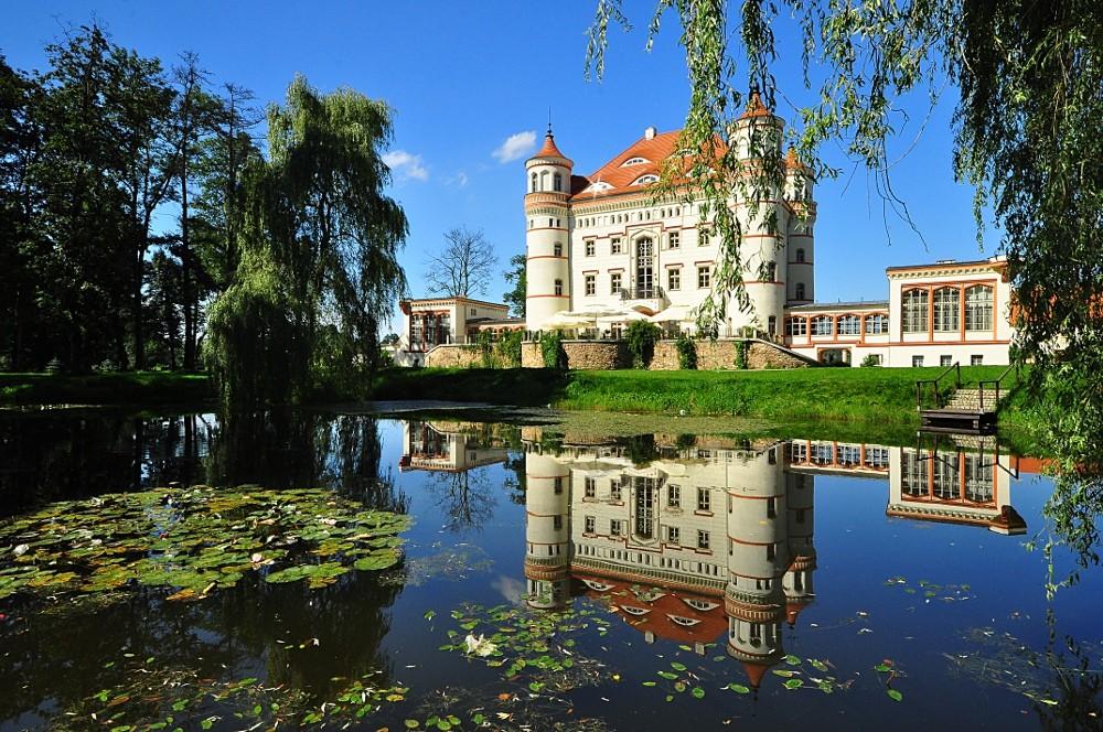 Zdjęcia: Wojanów, Dolny Śląsk, Pałac, POLSKA