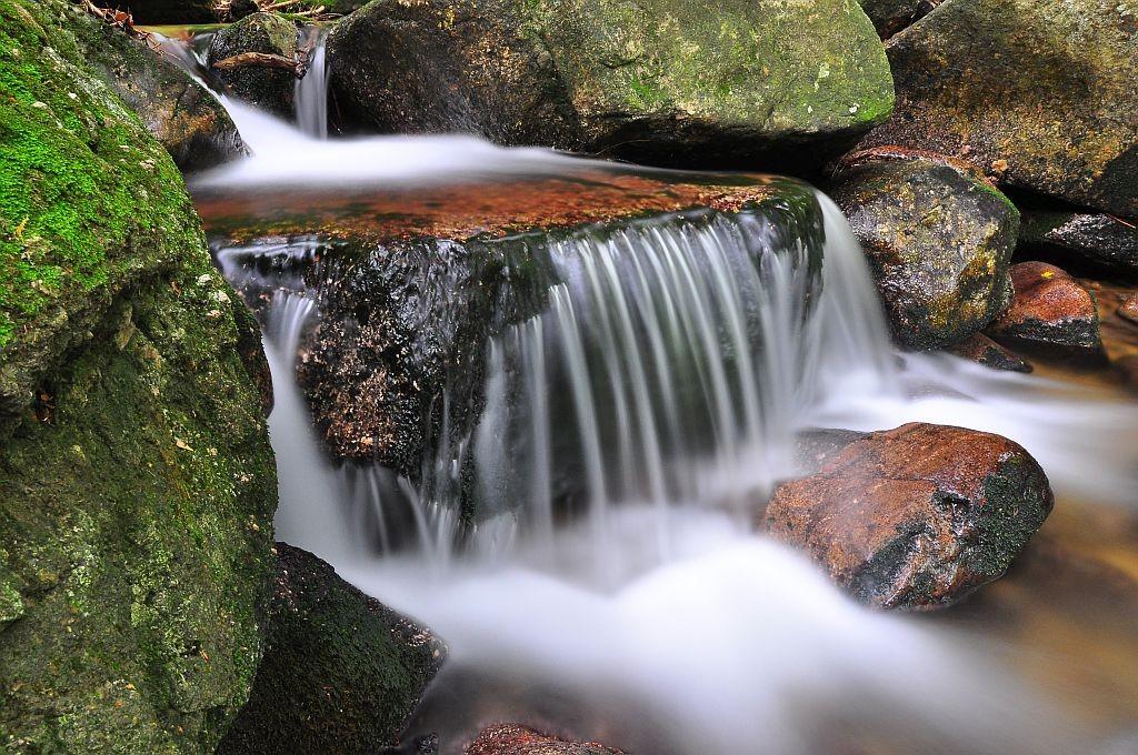 Zdjęcia: Przesieka, Karkonosze, Potok Myji, POLSKA