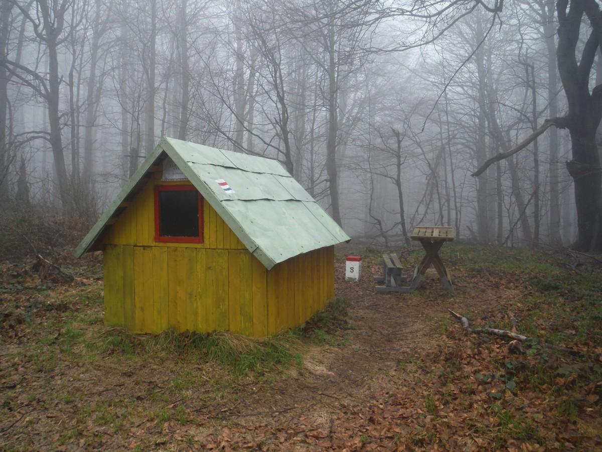 Zdjęcia: Słup I/116, Beskid Niski, Chatka, POLSKA