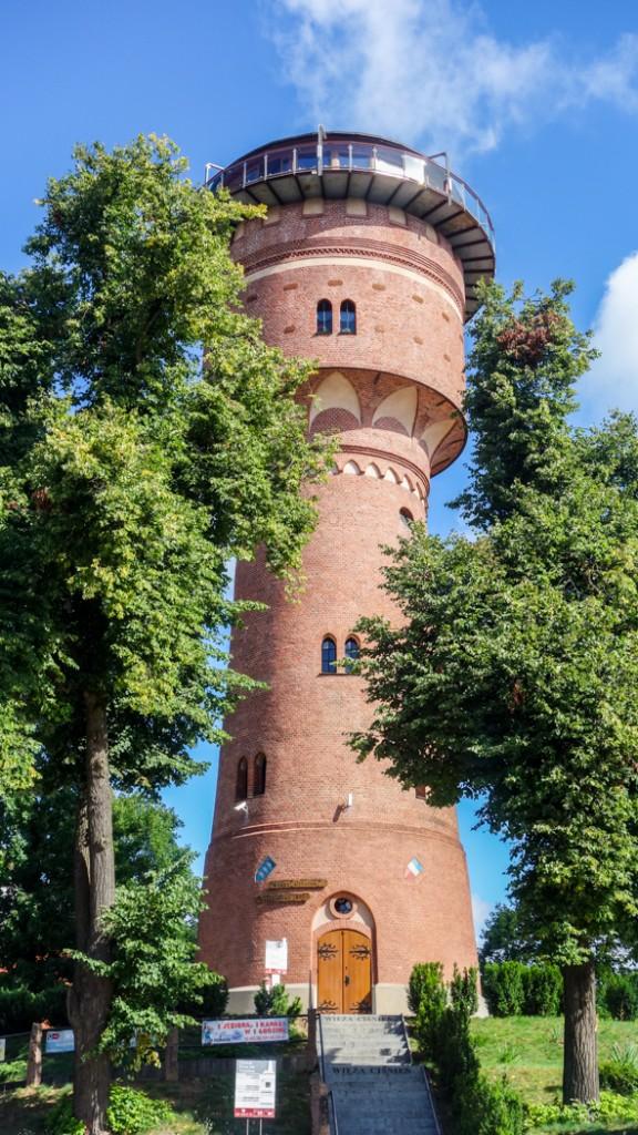 Zdjęcia: Giżycko, Warmińsko-Mazurskie, Wieża ciśnień, POLSKA
