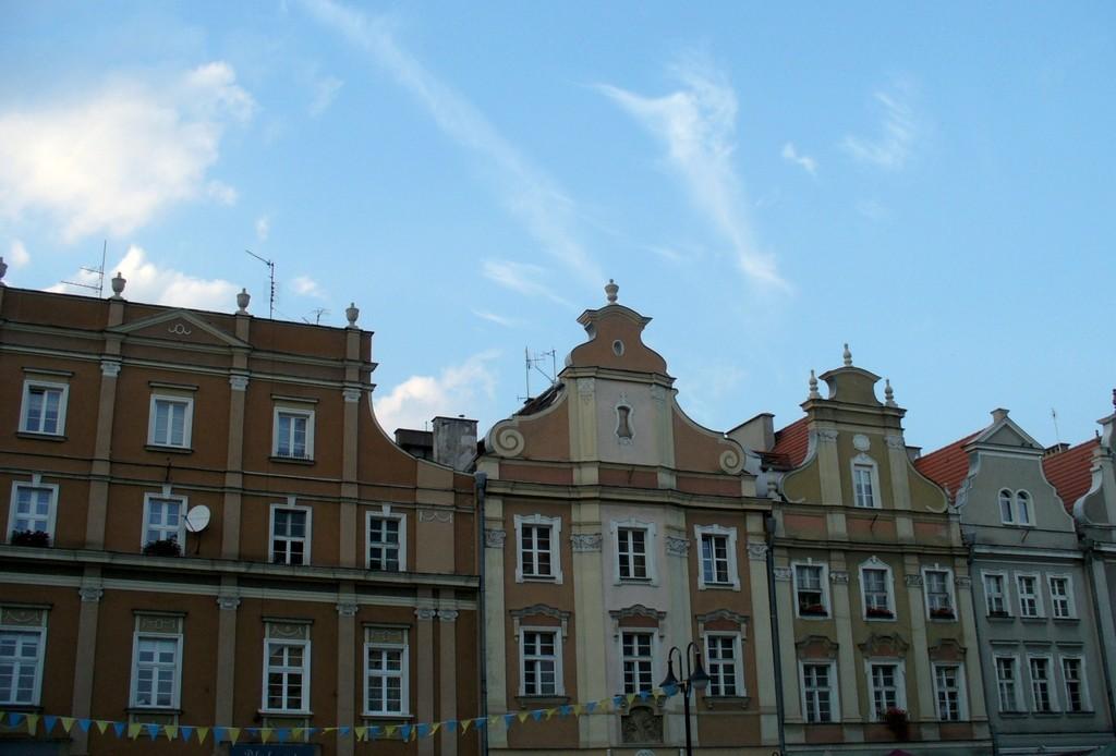 Zdjęcia: Opole, opolskie, Kamieniczki  w rynku, POLSKA