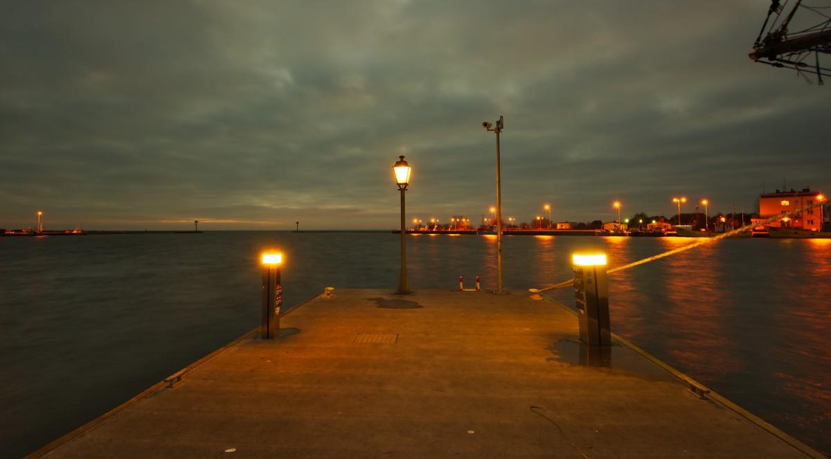 Zdjęcia: Jastarnia , pomorze , port w Jastarni , POLSKA