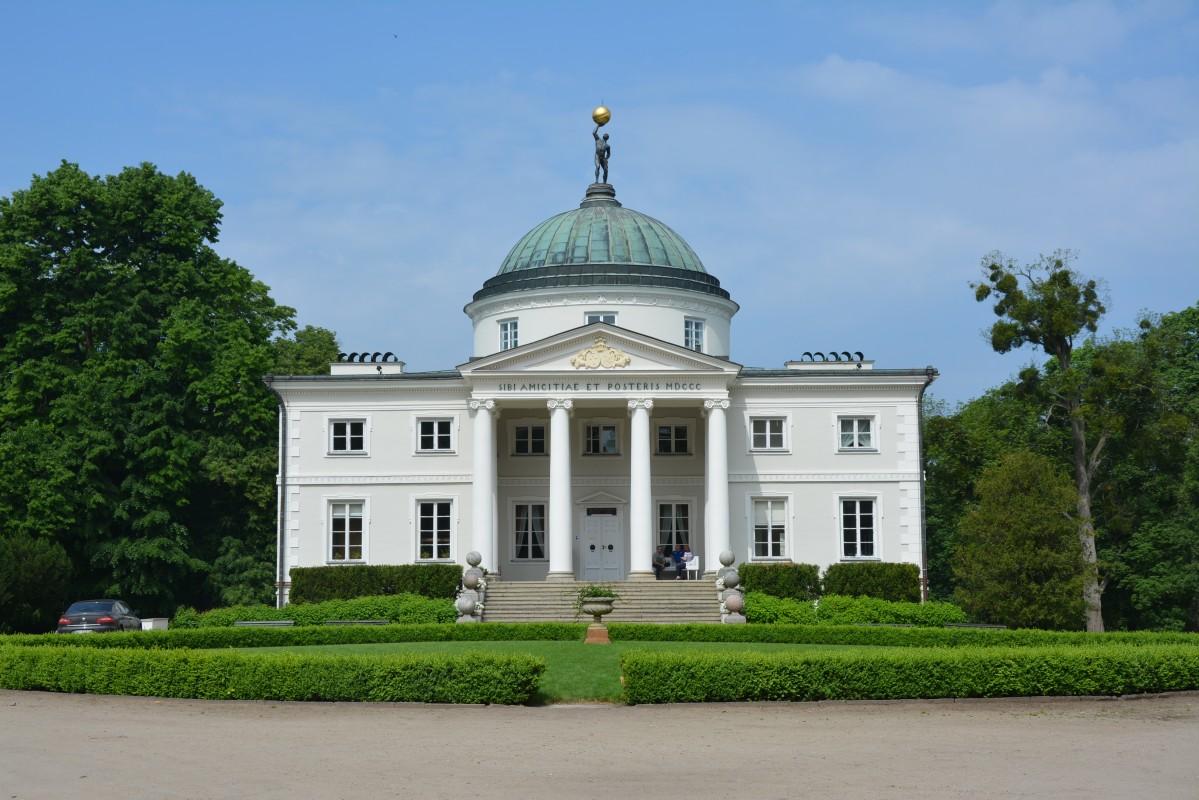 Zdjęcia: Lubostroń, kujawsko-pomorskie, Pałac w Lubostroniu, POLSKA