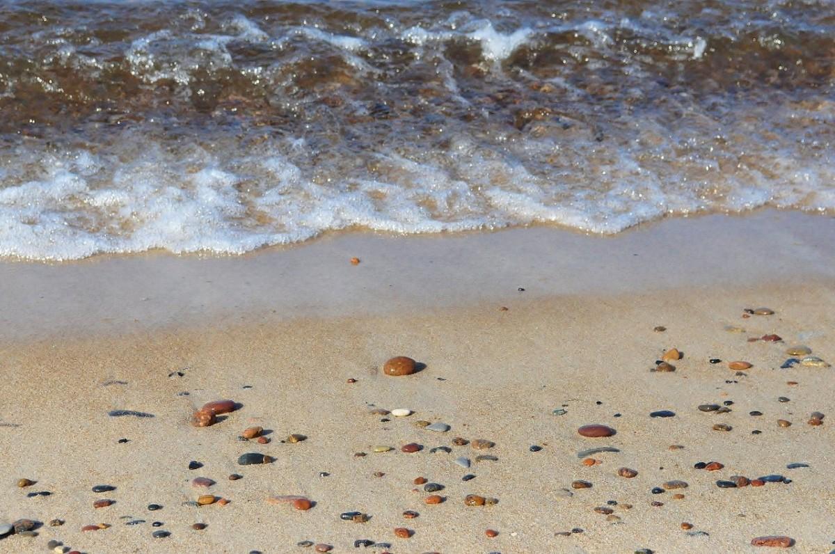 Zdjęcia: Rowy, Pomorskie, Rowy, morze, POLSKA