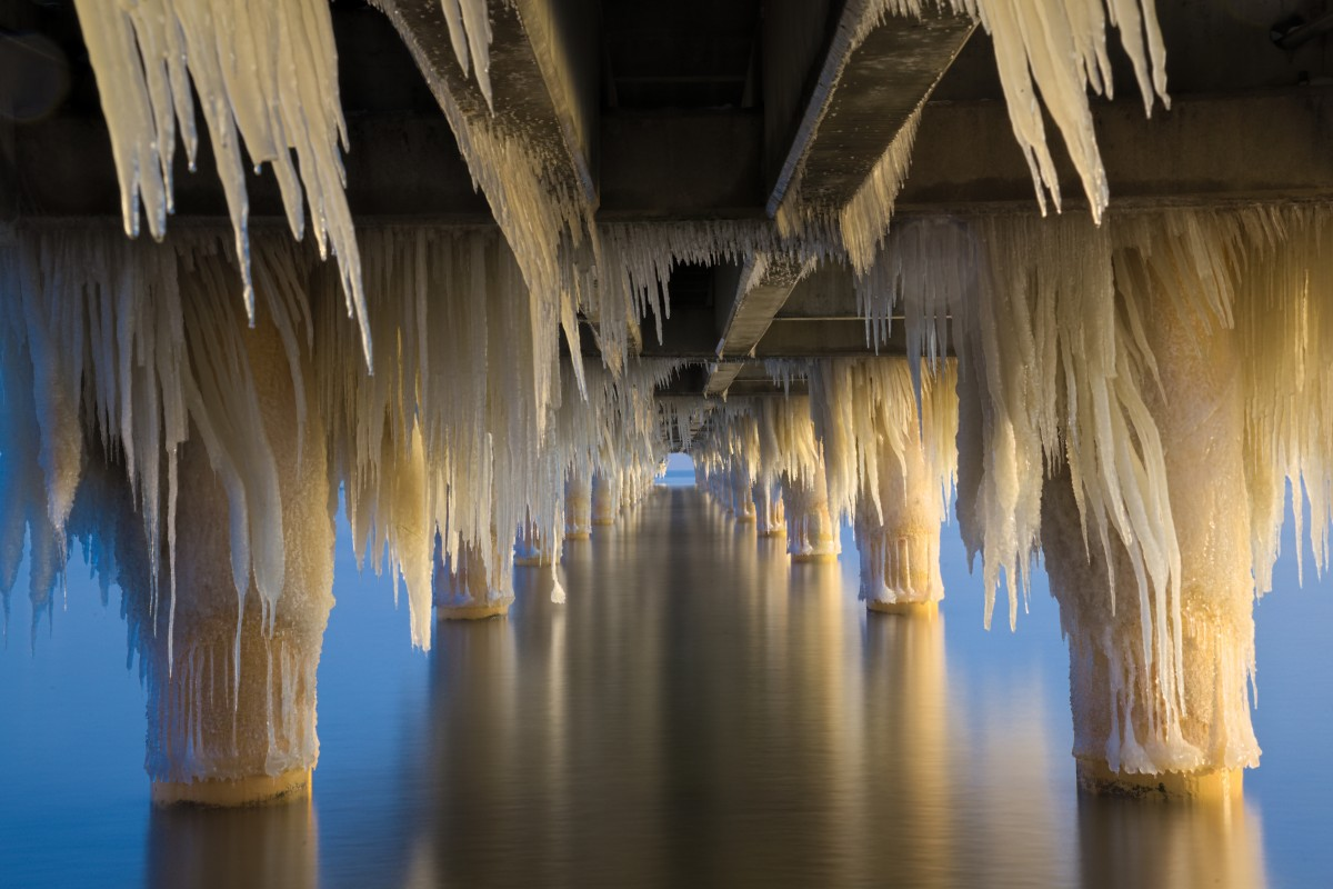 Zdjęcia: Mechelinki , pomorze, w  krainie wiecznego   lodu  ........, POLSKA