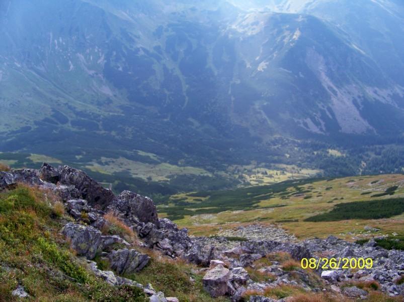 Zdjęcia: Tatry Zachodnie, Droga na Iwaniacką Przełęcz, POLSKA