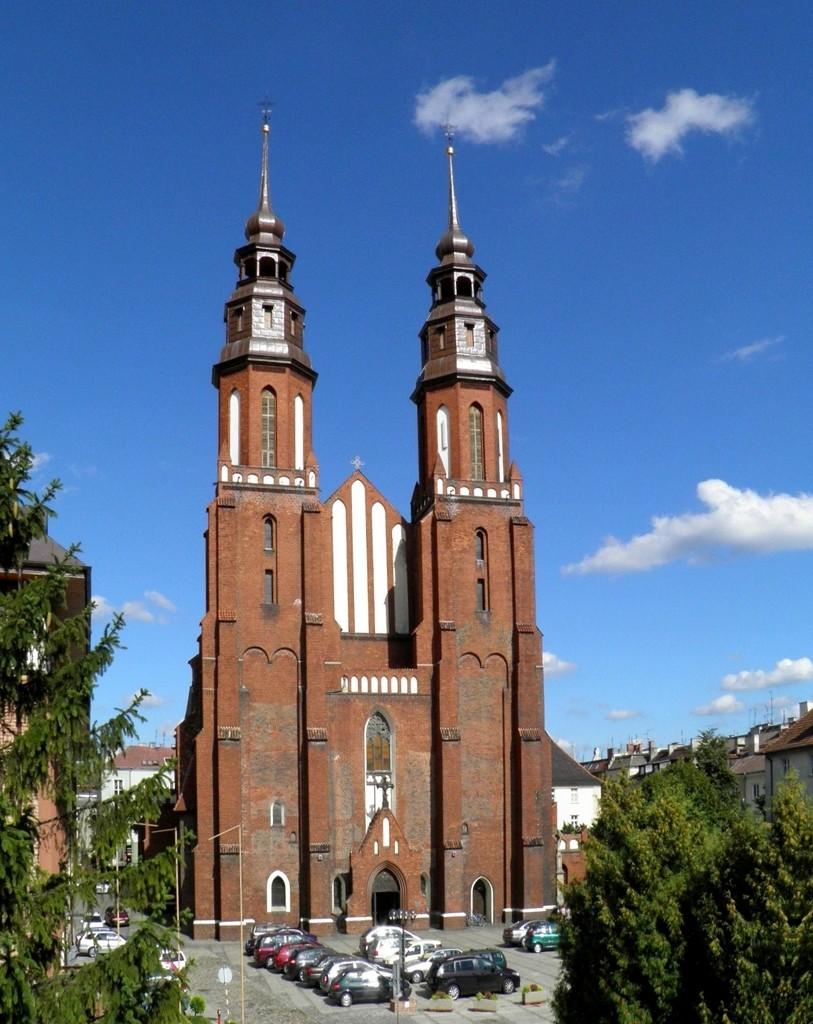 Zdjęcia: Opole, opolskie, Katedra opolska, POLSKA