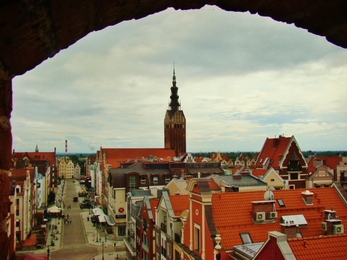 Zdjęcia: Elbląg, województwo warmińsko-mazurskie, Elbląg-Stare Miasto, POLSKA