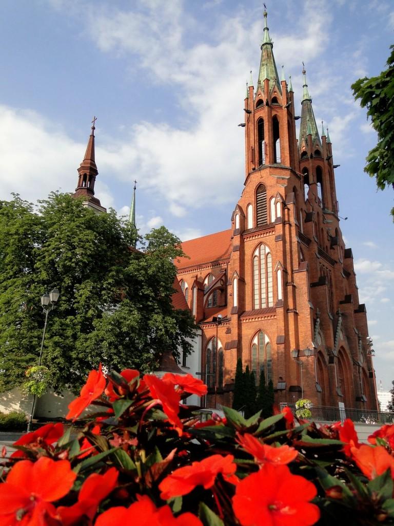 Zdjęcia: Białystok, Podlasie, Katedra w Białymstoku, POLSKA