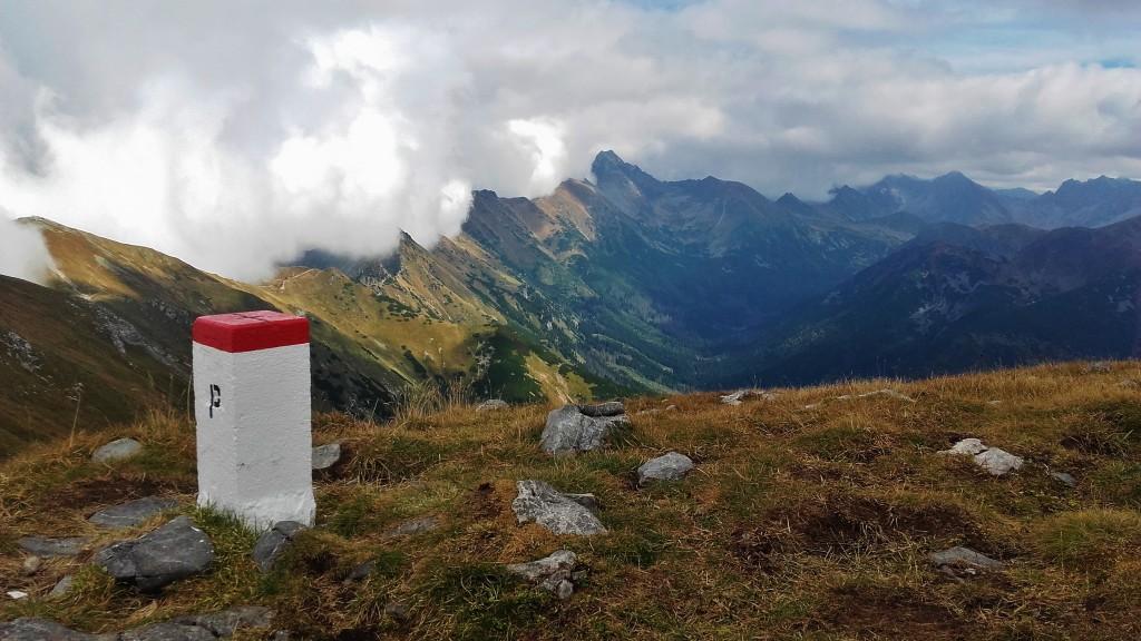 Zdjęcia: Czerwone Wierchy, Tatry, Przekraczając granice ..., POLSKA