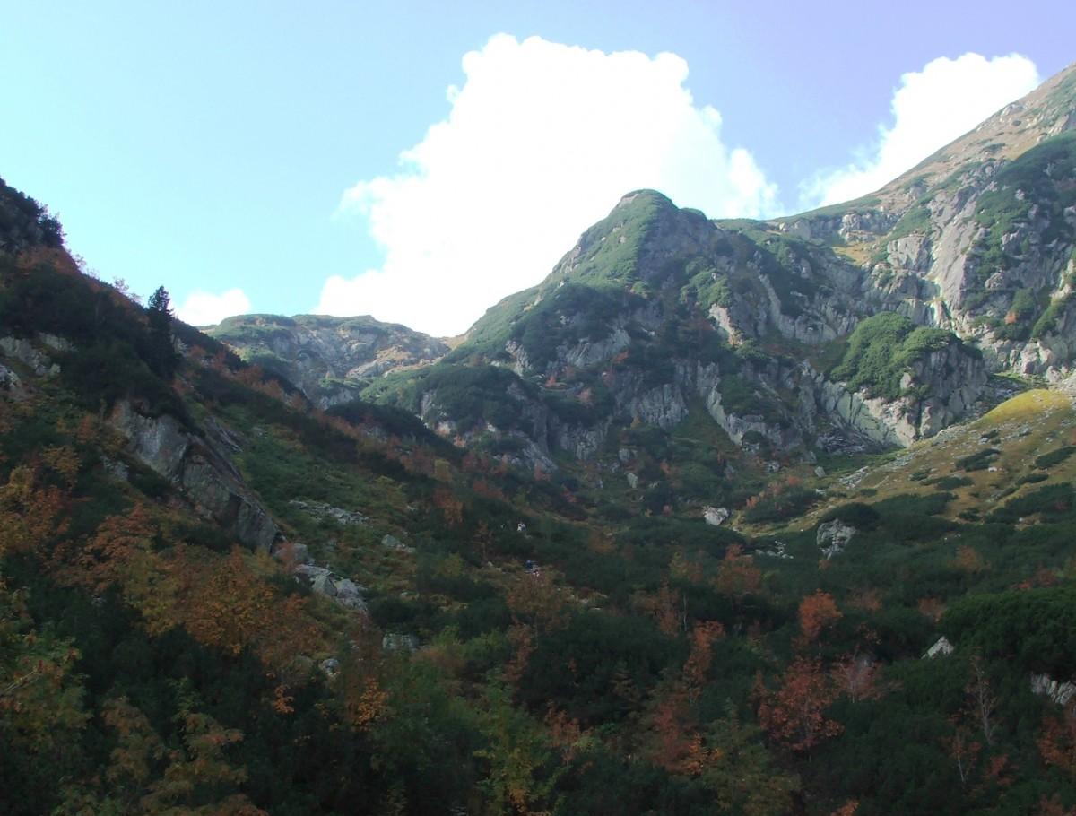 Zdjęcia: Szlak do Pięciu Stawów, Tatry, Wrzesień w Tatrach, POLSKA