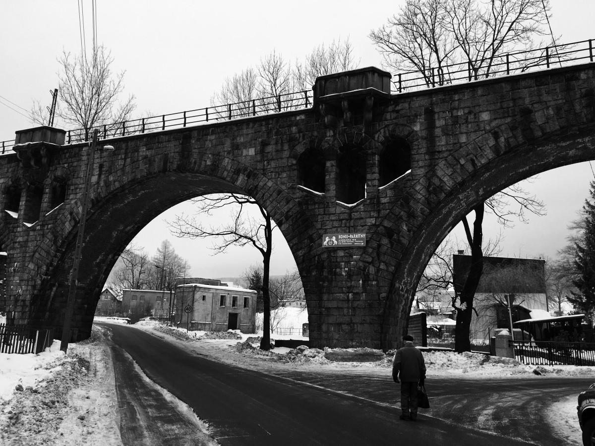 Zdjęcia: Kowary, Dolny Ślask, Most , POLSKA
