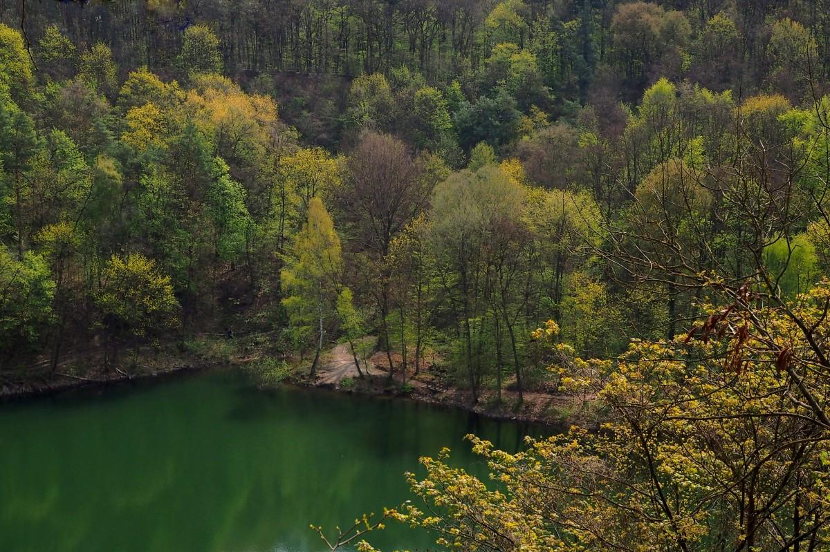 Zdjęcia: Jezioro Szmaragdowe, Zachodniopomorskie, kącik zapomnienia..., POLSKA
