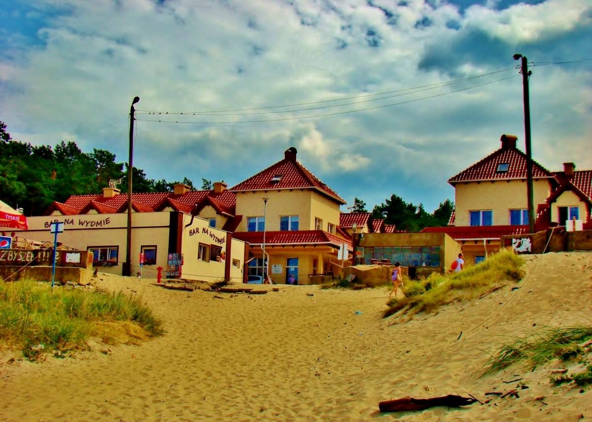 Zdjęcia: Krynica Morska, województwo pomorskie, Krynica Morska, POLSKA