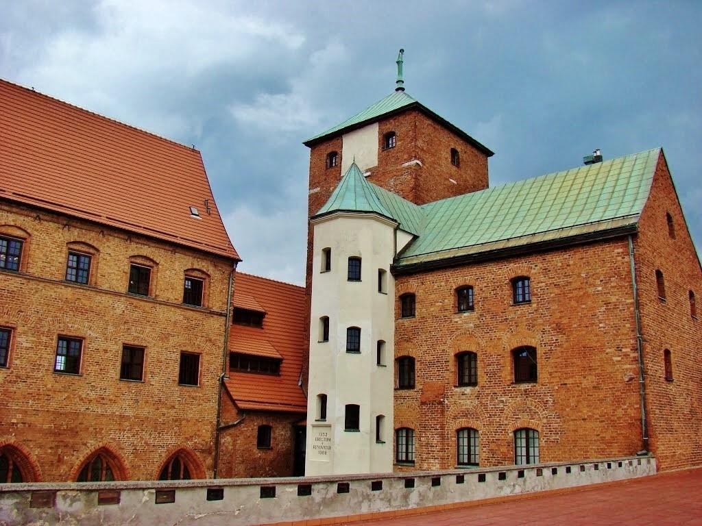 Zdjęcia: Darłowo, województwo zachodniopomorskie, Zamek Książąt Pomorskich, POLSKA