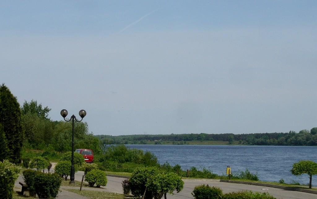 Zdjęcia: Nieszawa, kujawsko pomorskie, Wisła w Nieszawie, POLSKA