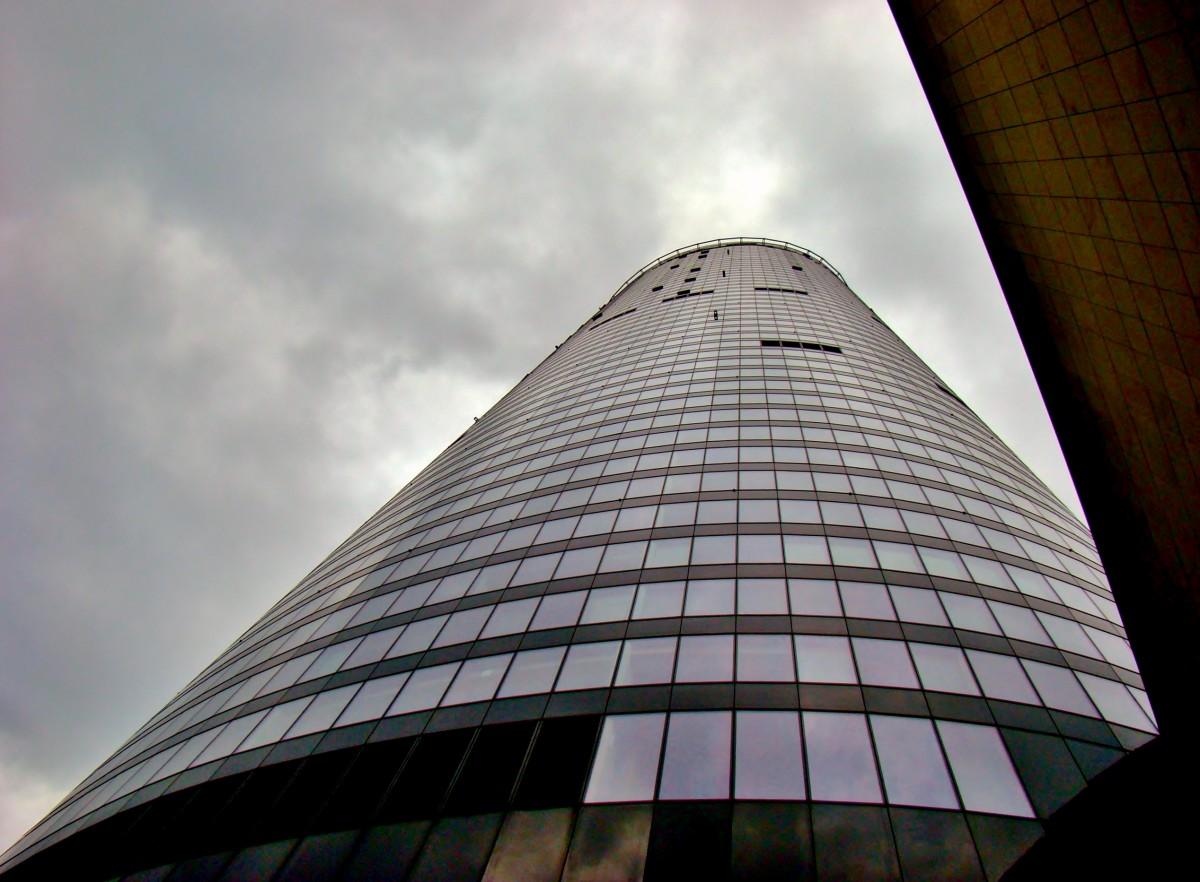 Zdjęcia: Wrocław, województwo dolnośląskie, Sky Tower, POLSKA