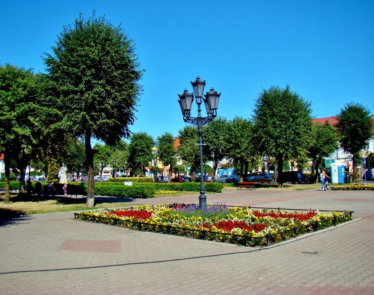Zdjęcia: Gostynin, województwo mazowieckie, Rynek w Gostyninie, POLSKA