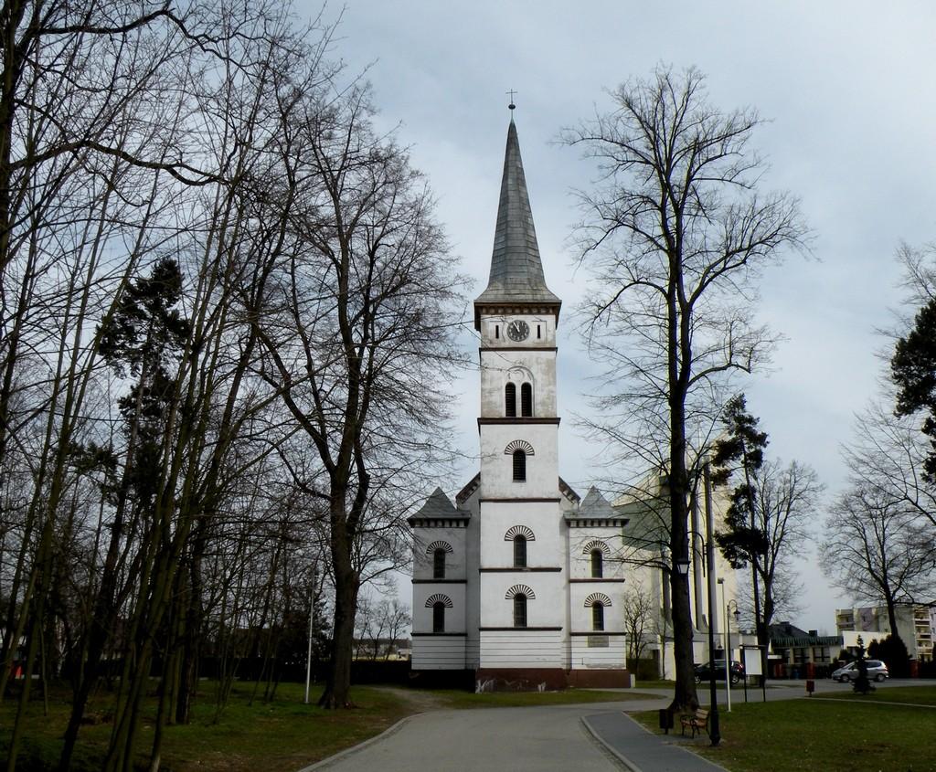 Zdjęcia: Ozimek, opolskie, Zabytkowy Ewangelicki, POLSKA