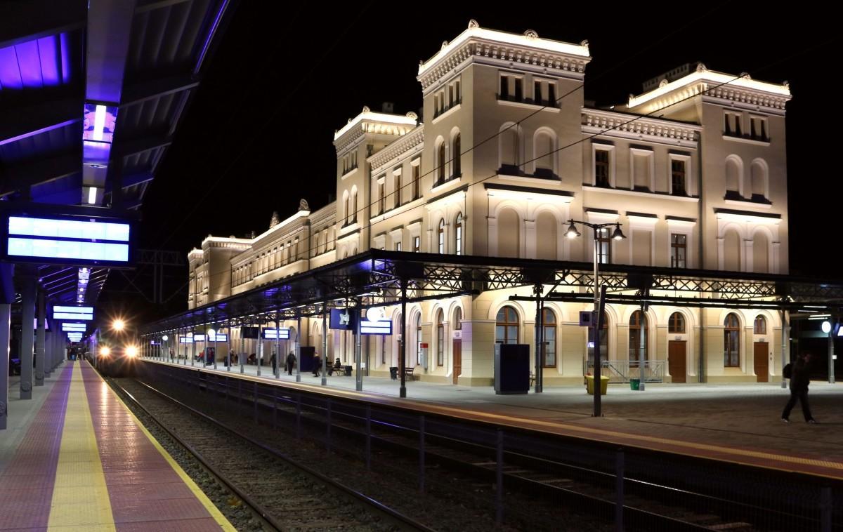 Zdjęcia: Bydgoszcz, Kujawy, dworzec kolejowy w Bydgoszczy, POLSKA