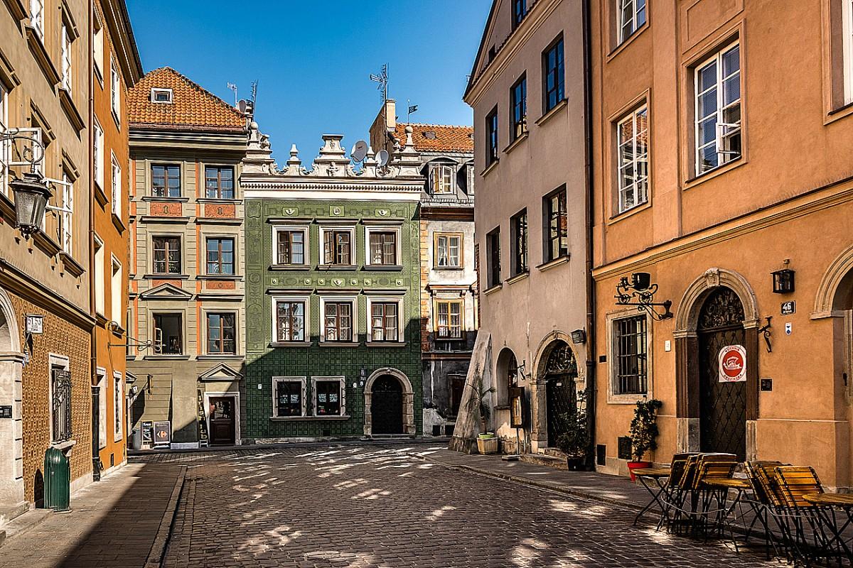 Zdjęcia: Warszawa, mazowsze, Piwna, POLSKA