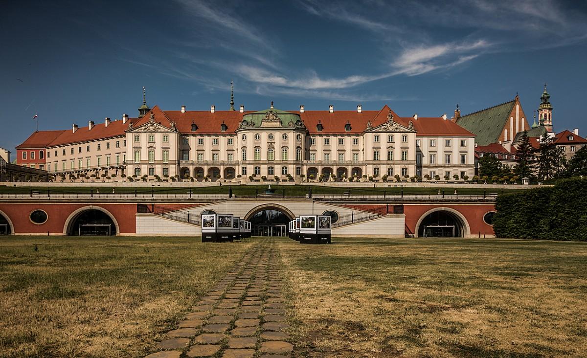 Zdjęcia: Warszawa, ., Zamek Królewski, POLSKA
