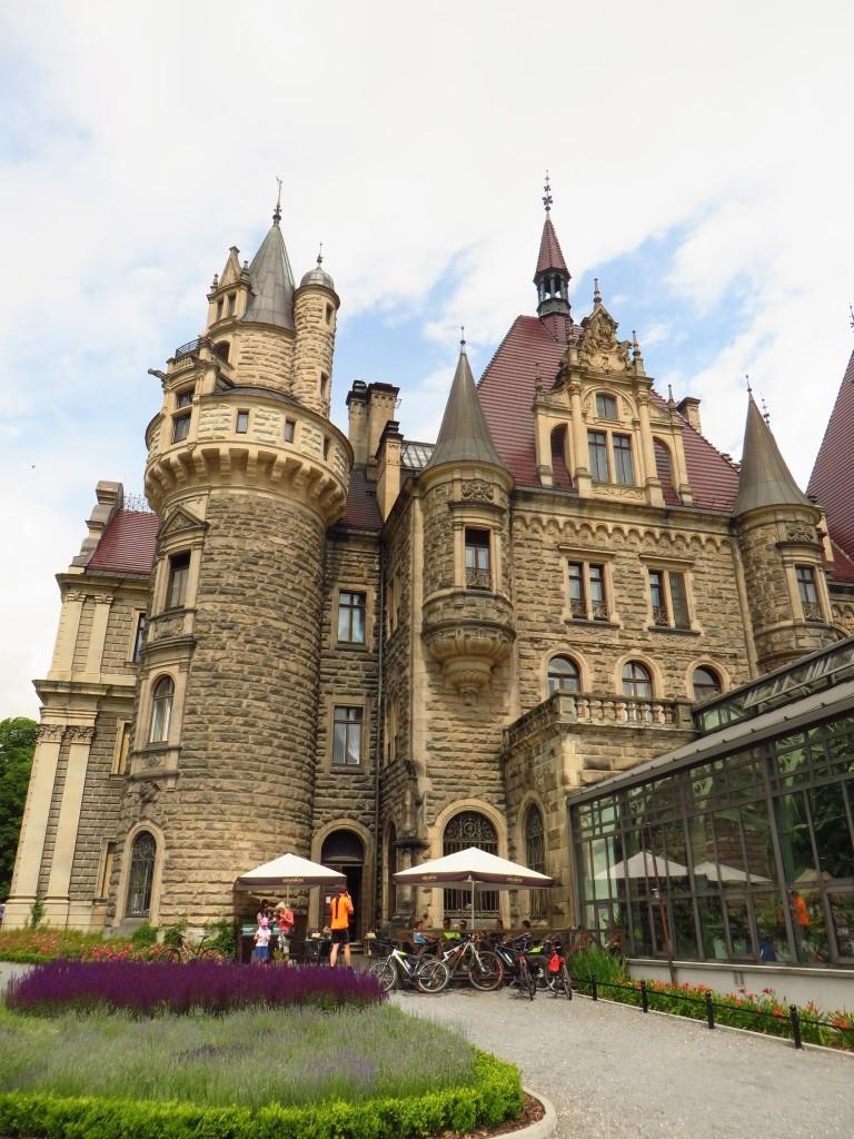 Zdjęcia: Moszna, opolskie, zamek, POLSKA